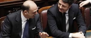 Renzi e Alfano, due abusivi. Restano lì solo perché la democrazia è sospesa