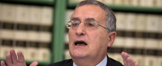 Roberti (Dna) sferza la Chiesa: «Contro la mafia troppi silenzi omertosi»