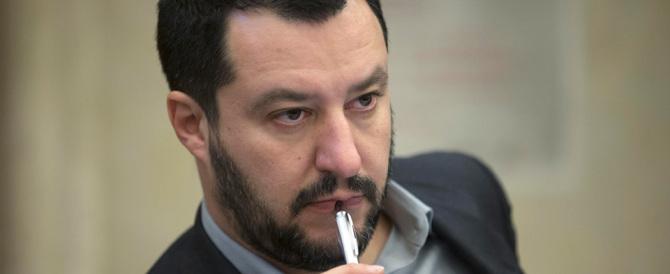 Salvini attacca Alfano: «È un incapace, Berlusconi o sceglie noi o sceglie lui»