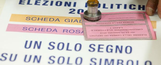 Elezioni amministrative, decisa la data: si va alle urne l'11 giugno