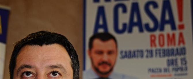 Salvini: «Nessun accordo col Cav». Forza Italia: «Basta prese in giro»