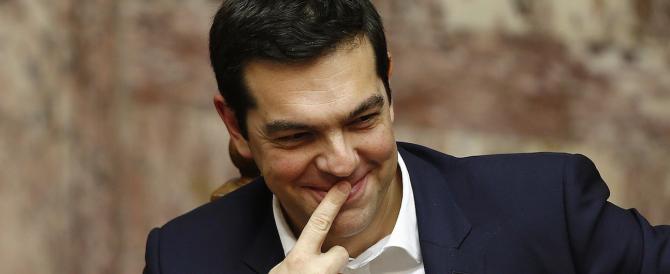 L'illusion-Tsipras sta già svanendo, la Grecia è sull'orlo del default