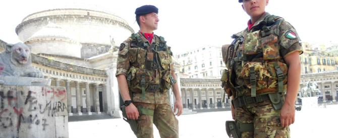 Alfano corre ai ripari: 500 uomini in più a Roma e una nuova legge