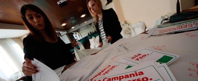 Primarie con rissa in Campania. Ed ora il Pd comincia ad avere paura