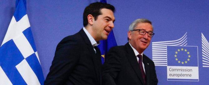 La Grecia rifiuta le proposte della Ue, è rottura. Il fallimento è vicino
