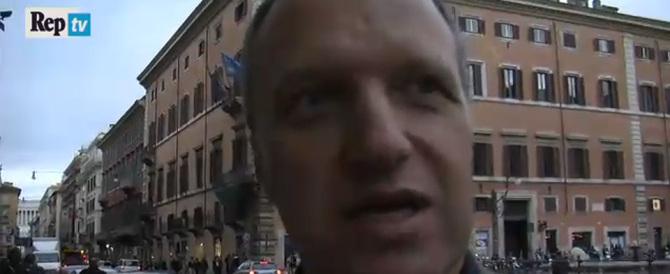 Tosi: «Casapound? Nessun imbarazzo. Ma no a derive di destra» (video)