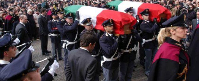Verona ricorda i fratelli Turazza e tutti gli agenti caduti in servizio