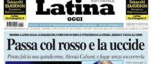 "Torna in edicola ""Latina Oggi"". La dirige Alessandro Panigutti"