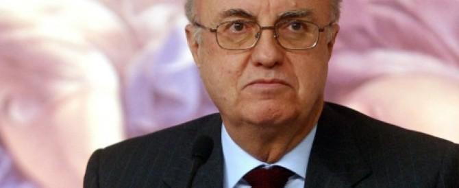 Urbani decreta la fine del Cav: «Il premier gli ha dato il colpo definitivo»