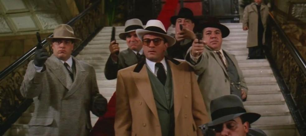 Al Capone in Gli intoccabili