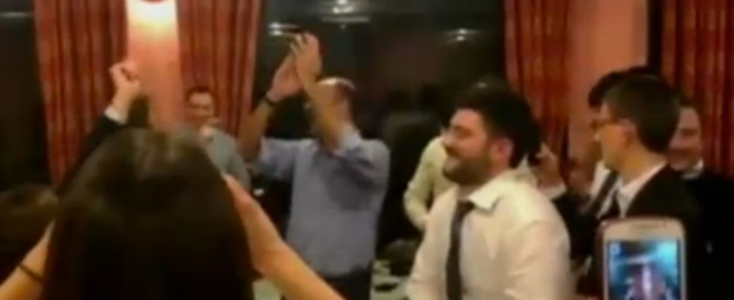 Alfano dal Family Act ai Village People. Ecco il video in cui balla Ymca