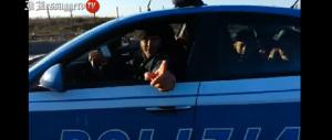 In giro sulla finta Volante: denunciati due Rom per procurato allarme