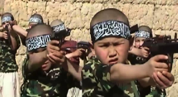 Bambini-soldato a Gaza