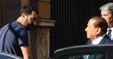 Berlusconi: Salvini stia calmo, su Liguria e Toscana non cediamo
