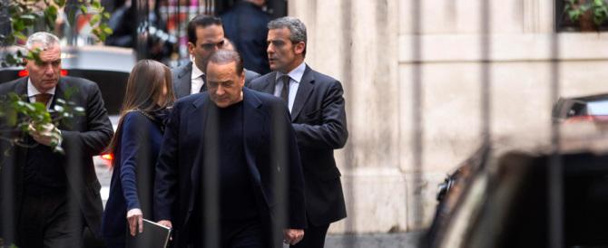 """Berlusconi """"infiamma"""" il dopo Nazareno: «Opposizione a 360 gradi»"""