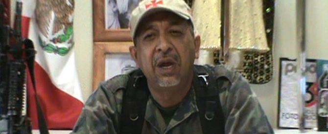 Messico: catturato Tuta, narco-boss del cartello dei Caballeros Templarios