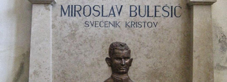 La tomba di Miro Bulesic