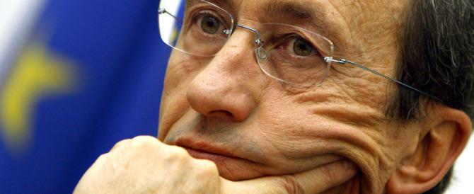 Fini: la destra guardi a Sarzoky, non a Salvini e neppure a Marine Le Pen