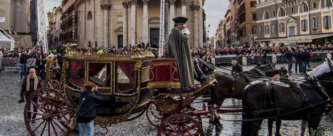 Tutti in piazza per il Carnevale romano: torna la festa voluta dal centrodestra