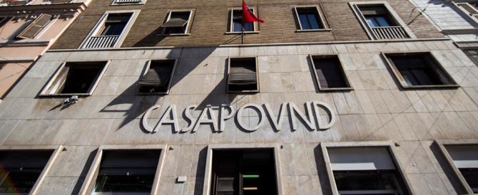L'ultimo affronto a Desirée: usare CasaPound per coprire il degrado di Roma
