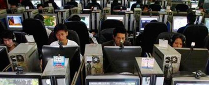 Nella Cina rossa è Internet l'ultima frontiera della censura comunista