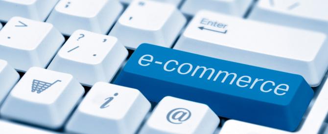 Italia in ritardo nel commercio elettronico: solo il 4% vende on line