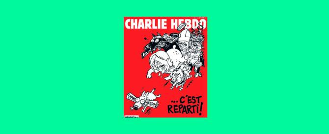 Charlie Hebdo al Papa: rilegga i Vangeli, i pugni non si danno…