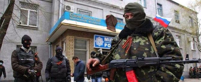 Ucraina, la Russia accusa la Nato. E la Merkel vola da Obama