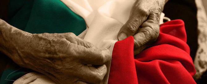 Gli italiani stanno scomparendo. Nell'indifferenza della sinistra