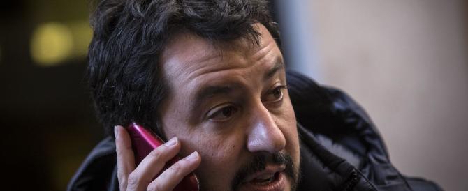 """Salvini annuncia: batterò il renzismo con una """"destra di cuore"""""""