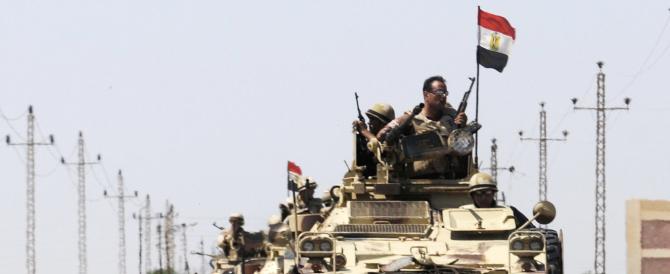Libia: mentre l'Occidente chiacchiera l'Egitto attacca da terra l'Isis