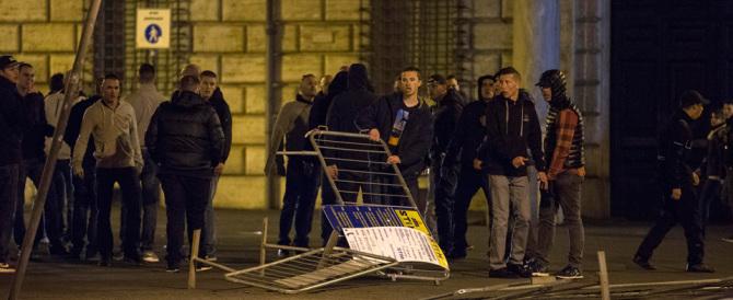 Europa League, Roma blindata e 23 arresti per la rissa degli ultrà olandesi