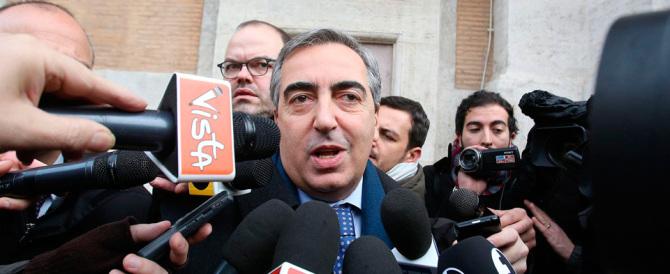 """Rai, Gasparri all'attacco della Boschi: """"Un decreto? Incostituzionale"""""""
