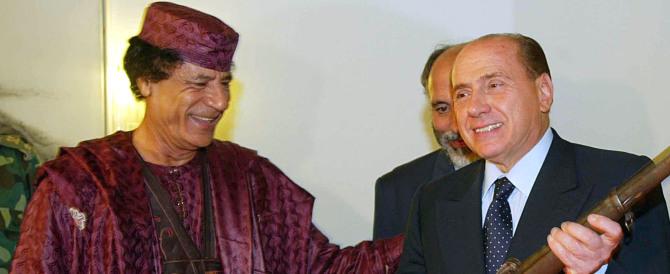 Gheddafi aveva previsto tutto: «Senza di me sarete invasi dai terroristi»