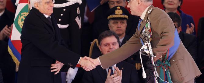 Difesa, si insedia il generale Graziano: «Terrorismo prima minaccia»