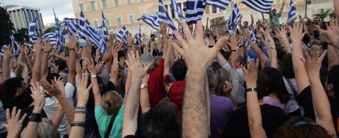 Il salvataggio della Grecia non è gratis: ecco chi e quanto paga il bailout