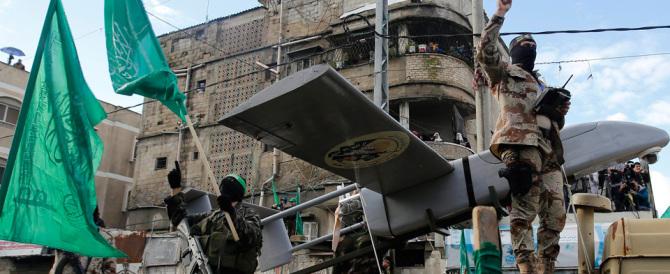 Hamas avverte: «L'Italia stia ferma, non faccia una nuova Crociata»
