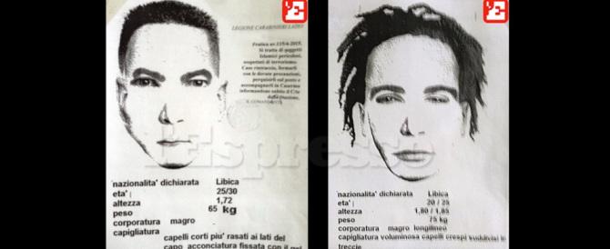 Roma, caccia a due terroristi libici: sarebbero pronti a seminare il terrore