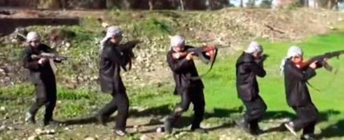 Così il figlio di 10 anni del terrorista individuato in Iraq inneggiava all'Isis