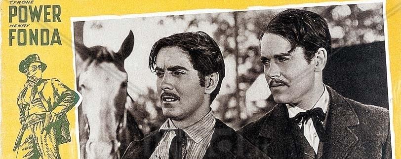 La locandina del film Jess il bandito, del 1939