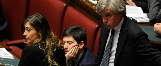 Riforme, fallito il dialogo tra Pd e M5S. Da Forza Italia appello a Mattarella
