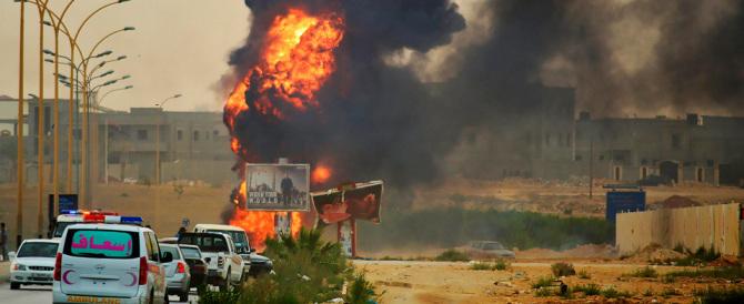 L'Isis conquista la Libia. FI: «Grazie a Obama, Sarkozy e Cameron…»