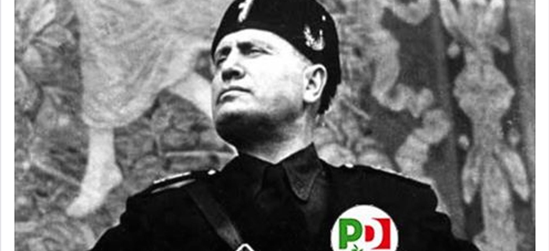 Mussolini come lo vedono i grillini