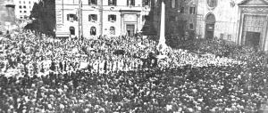 Quarant'anni fa l'omicidio di Mantakas, ennesima vittima dell'intolleranza comunista