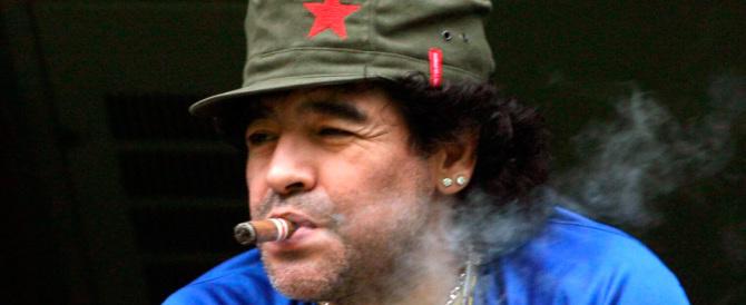 Maradona ancora ko col fisco. Ora deve pagare anche le spese