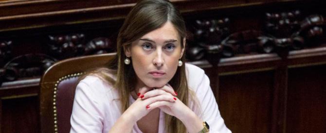 Maria Elena Boschi, condannato a due anni e due mesi lo stalker di Pozzuoli
