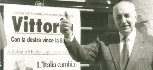 Pietro Mitolo, da pilota della RSI a bandiera dell'italianità altoatesina