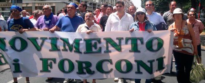 """I """"Forconi"""" ci riprovano con un nuovo simbolo: «Renzi siamo di nuovo qui»"""