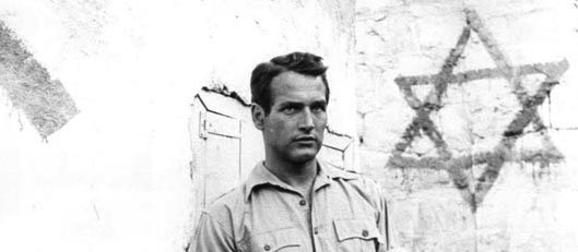 Paul Newman in Exodus