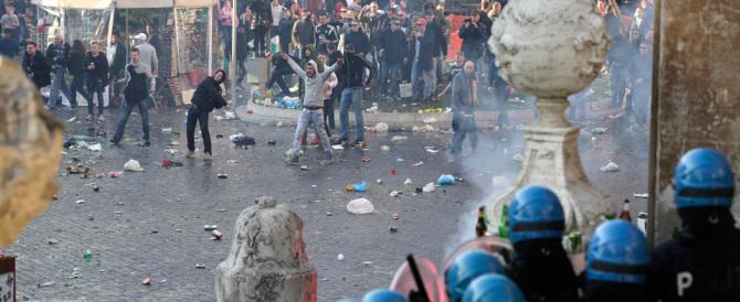 Gli ultras del Feyenoord: «Romanisti, venite qui e vi accoltelliamo»